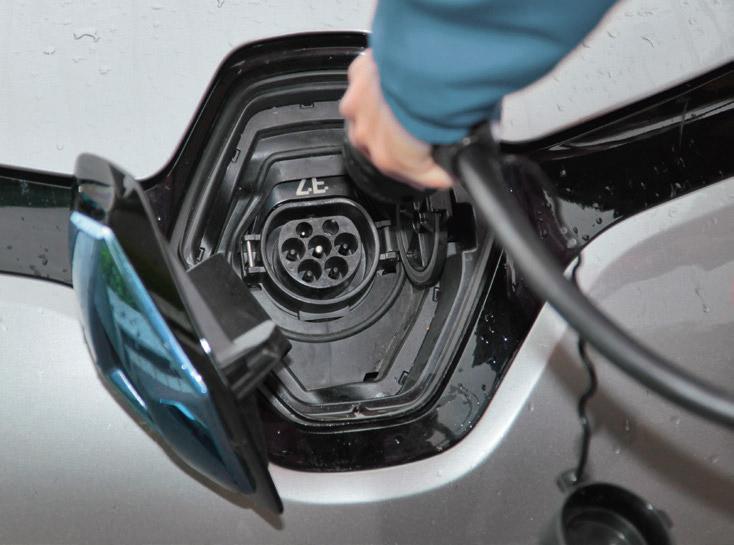 schnell und sicher laden - Sysmartec Wallbox E-Mobilität Automobil Ladestation